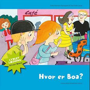 Bog, hæftet Hvor er Boa? af Grete Borregaard