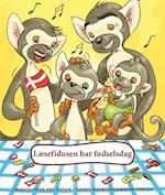 Læsefidusen har fødselsdag (Læsefidusens små bøger)