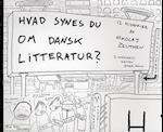 Hvad synes du om dansk litteratur? (After Hand comics)