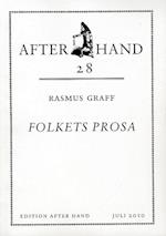Folkets prosa (After hand, nr. 28)