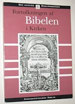 Fortolkningen af Bibelen i Kirken