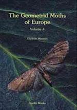 The Geometrid Moths of Europe (The Geometrid Moths of Europe, nr. 4)
