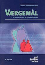 Værgemål - og andre former for repræsentation
