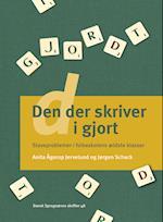 Den der skriver d i gjort af Anita Ågerup Jervelund, Jørgen Schack