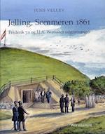 Jelling, sommeren 1861