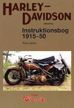 Harley-Davidson Instruktionsbog 1915-1950