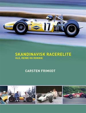 Bog, indbundet Skandinavisk racerelite af Carsten Frimodt