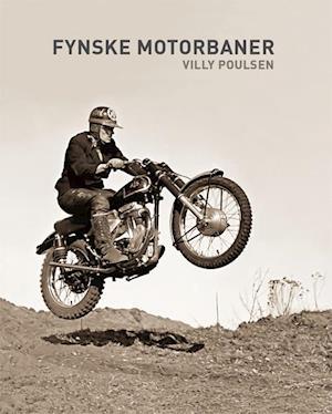 Bog, indbundet Fynske motorbaner af Villy Poulsen