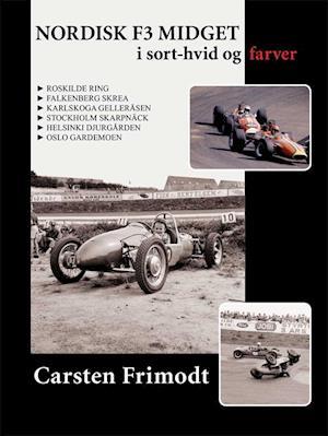 Bog, indbundet Nordisk F3 midget i sort-hvid og farver af Carsten Frimodt