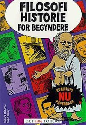 Bog, hæftet Filosofihistorie for begyndere af Edney, Osborne