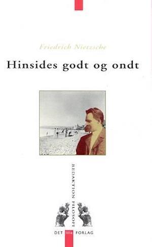 Bog, hæftet Hinsides godt og ondt af Nietzsche