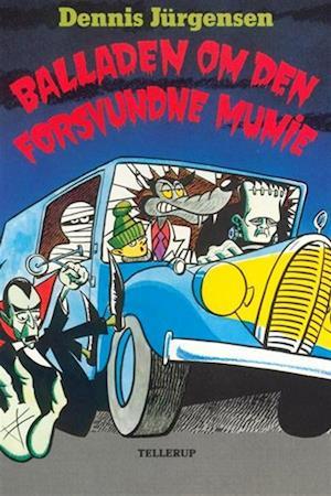Freddy-serien #1: Balladen om den forsvundne mumie