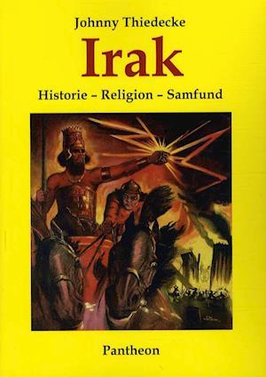 Bog hæftet Irak af Johnny Thiedecke