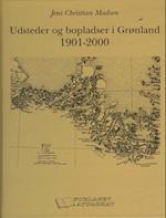 Udsteder og bopladser i Grønland