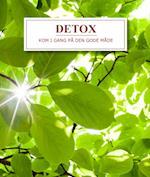 Detox - kom i gang på den gode måde