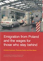 Emigration from Poland & the Wages for Those Who Stay Behind