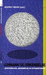 Luhmann og erkendelse (Unge Pædagogers serie)
