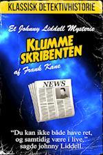 Klummeskribenten (Johnny Liddell novelle) af Frank Kane