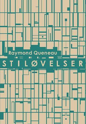 Bog, hæftet Stiløvelser af Raymond Queneau