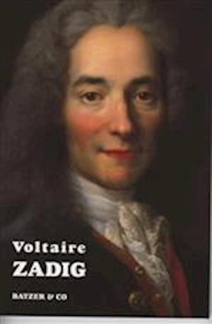 Bog, hæftet Zadig eller skæbnen af François de Voltaire