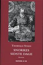 Snorres sidste dage