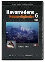 Havørredens Hemmeligheder 6 Flue, DVD (Havørredens Hemmeligheder)