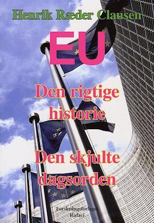 Bog, hæftet EU af Henrik Ræder Clausen