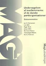 Undersøgelsen af medlemmerne af de danske partiorganisationer af Karina Pedersen, Hans Jørgen Nielsen, Jørgen Elklit