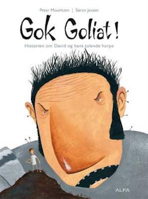 Bog, indbundet Gok Goliat! af Peter Mouritzen