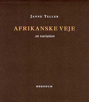 Bog, hæftet Afrikanske veje af Janne Teller