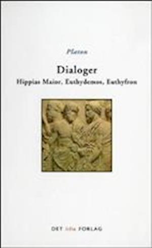Bog, hæftet Dialoger af Platon