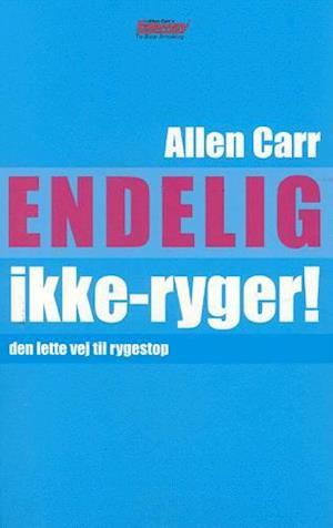 Bog, hæftet Endelig ikke-ryger! af Allen Carr