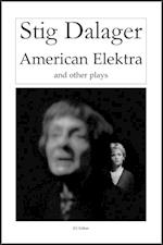 American Elektra and other plays af Stig Dalager