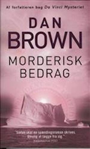 Bog, pocketbog Morderisk bedrag af Dan Brown