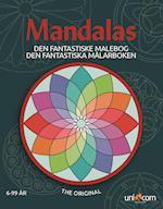 Den Fantastiske Malebog med Mandalas fra 6-99 år