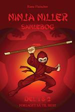 Ninja Niller - samlebog del 1 & 2 af Rune Fleischer