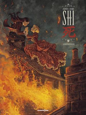 zidrou – Shi 2 - dæmonkongen på saxo.com