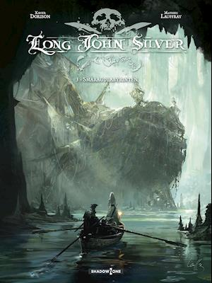 xavier dorison Long john silver 3 - smaragdlabyrinten fra saxo.com