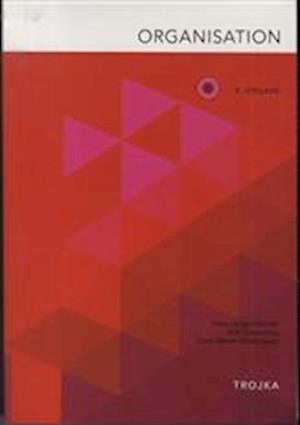 Bog, hæftet Organisation af Hans Jørgen Skriver