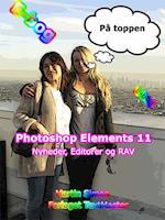 Photoshop Elements 11 Nyheder, Editorer og RAW