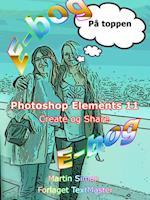 Photoshop Elements 11 Create og Share