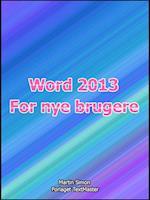 Word 2013 For nye brugere