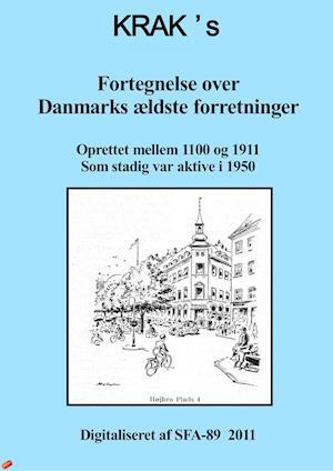 Krak - Danmarks ældste forretninger af Krak Krak