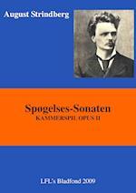 Spøgelsessonaten af August Strindberg