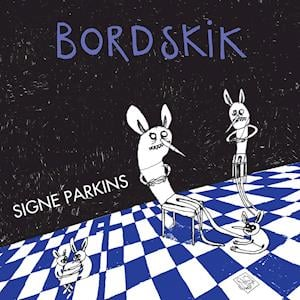 Bog, hæftet Bordskik af Signe Parkins