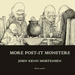 More Post-it Monsters (English edition) af John Kenn Mortensen