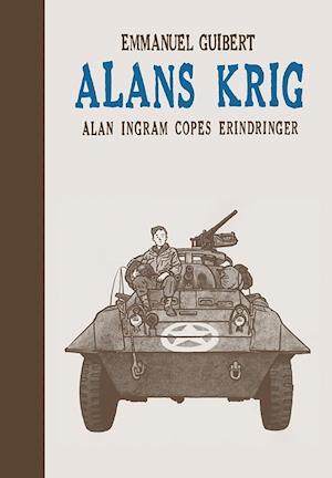 Bog, indbundet Alans krig af Emmanuel Guibert
