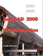 AutoCAD 2008 3D introduktion