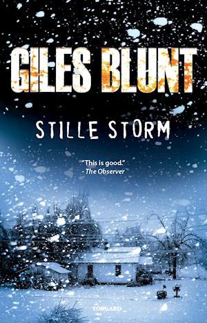 Bog, hæftet Stille storm af Giles Blunt
