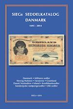 Siegs seddelkatalog Danmark 1695-2014